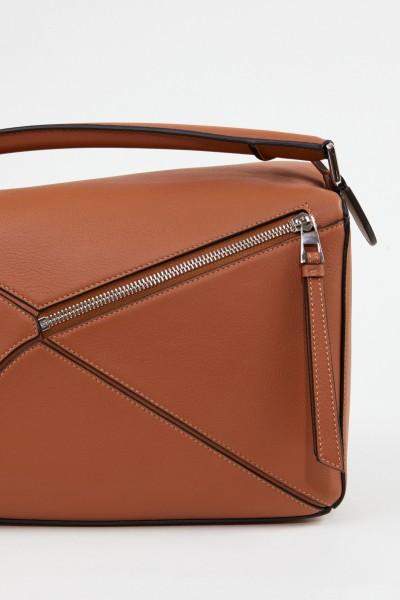 Loewe Bag 'Puzzle Bag' Tan