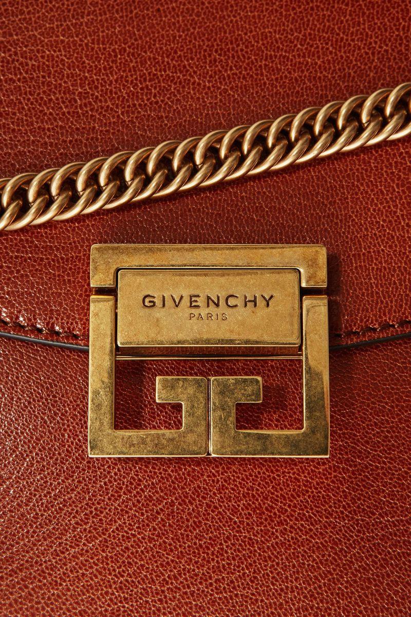 Schultertasche 'GV3 Medium' mit Goldelementen Coganc