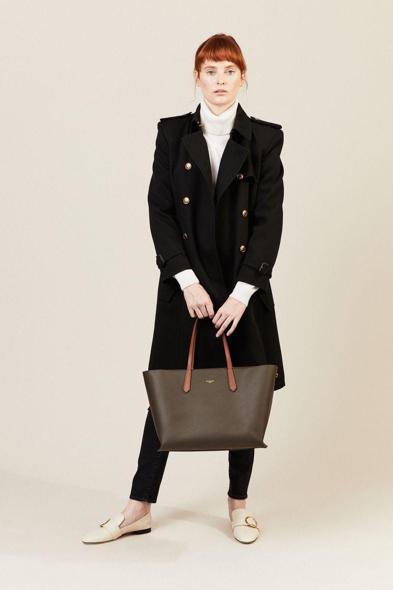 Shopper 'GV' Heather Grey