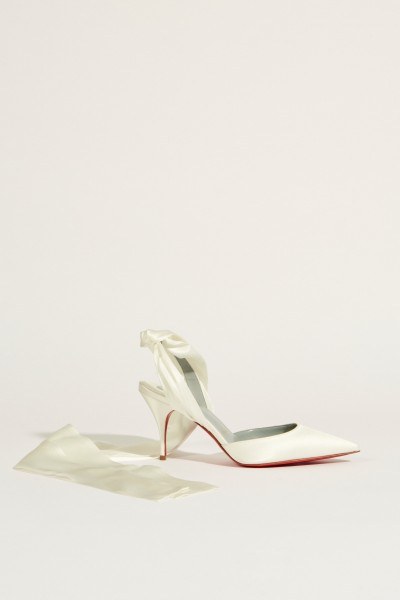 Patent Leather Pump 'Pigalle 100' Green