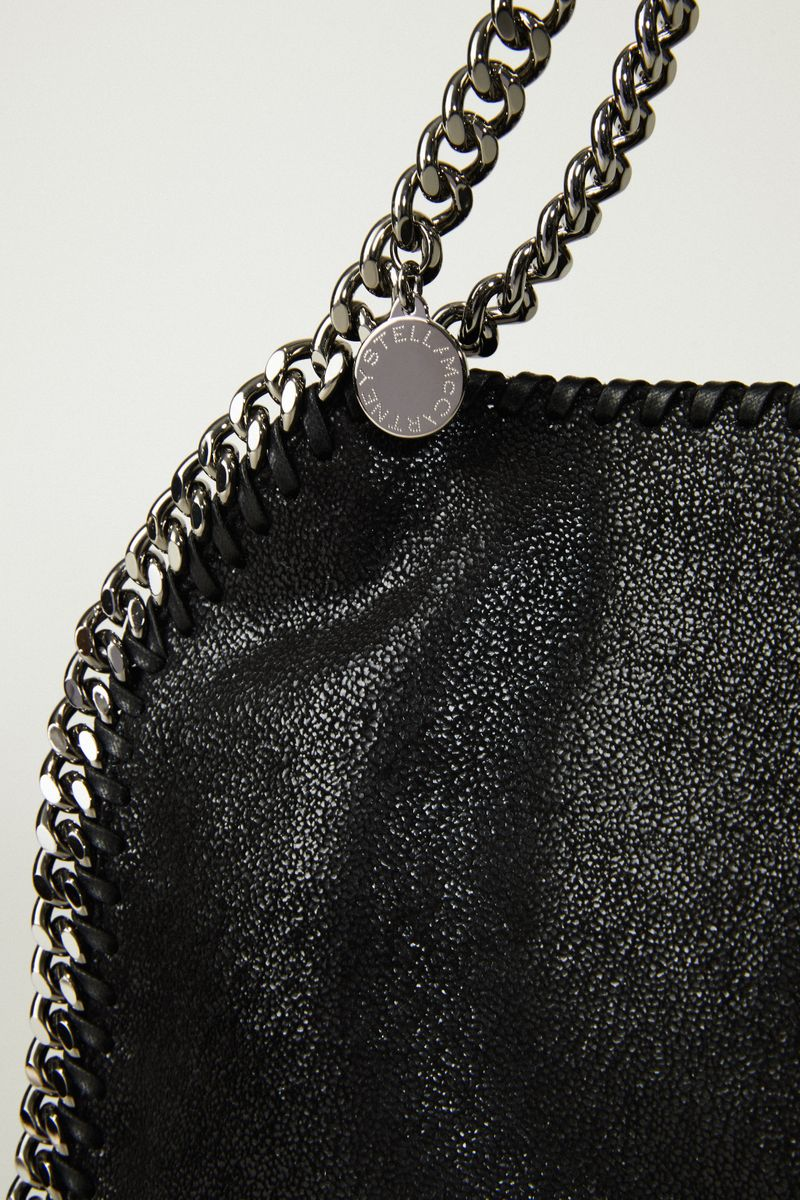 Tasche 'Falabella Mini 3' Schwarz
