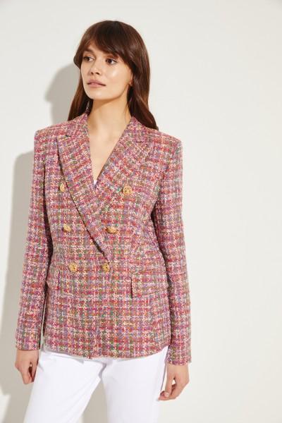 Tweed-Blazer 'Khloé' Multi
