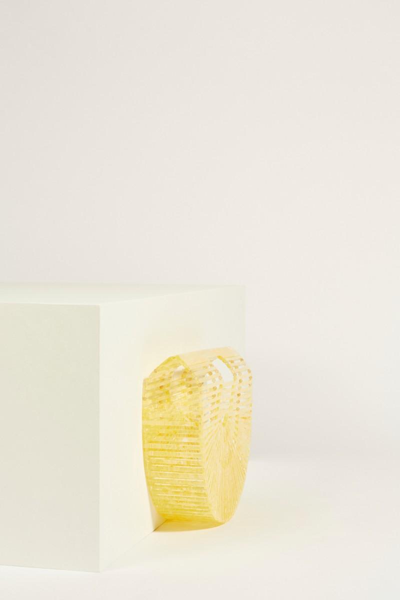 Tasche 'Gaias Ark Small' Gelb