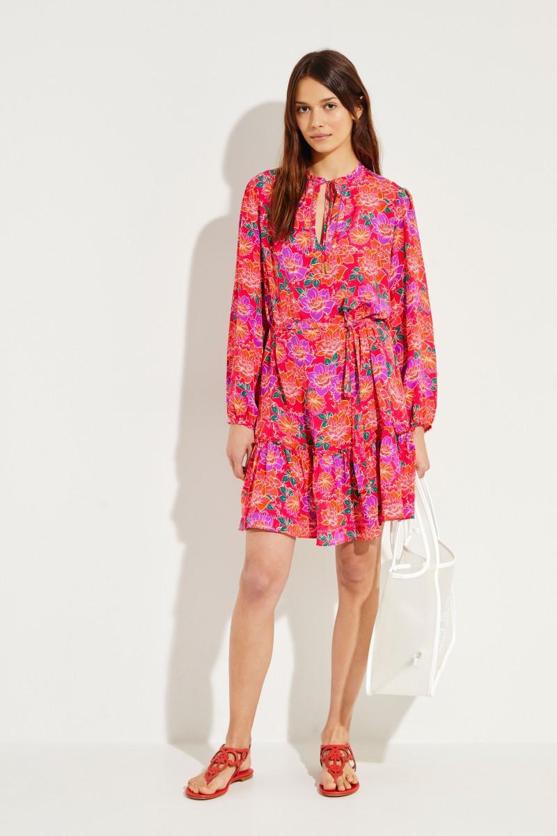 Kurzes Kleid 'Bianca' Multi