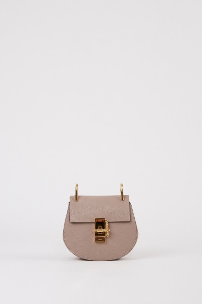 Shoulder Bag 'Drew Small' Motty Grey