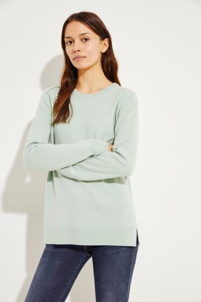 Cashmere-Pullover 'Bella' Spring Mint
