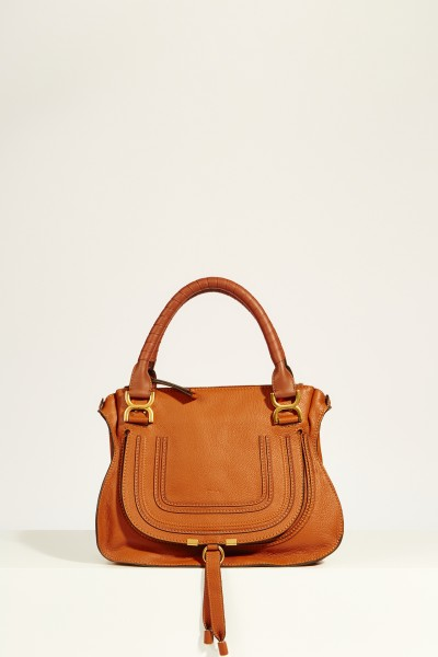 Handtasche 'Marcie Medium' Tan