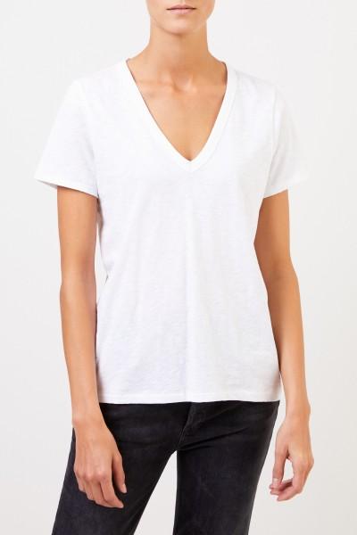 Rag&Bone T-shirt 'The V' with v-neck White