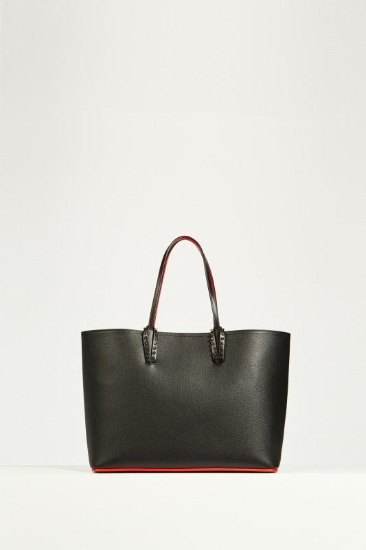 Shopper mit Nietendetails 'Cabata' Schwarz