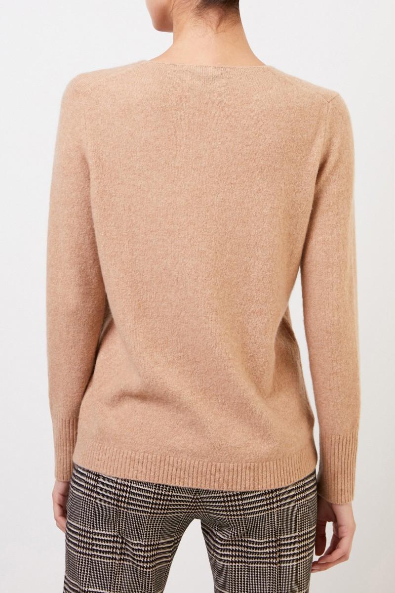 Cashmere Pullover Camel