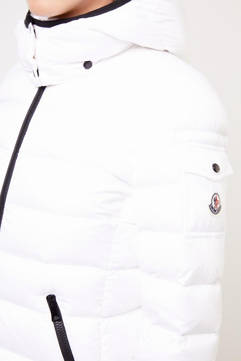 Daunenjacke 'Bady Giubbotto' Weiß