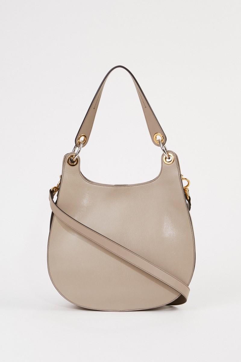 Chloé Tasche 'Tess Large' Motty Grey