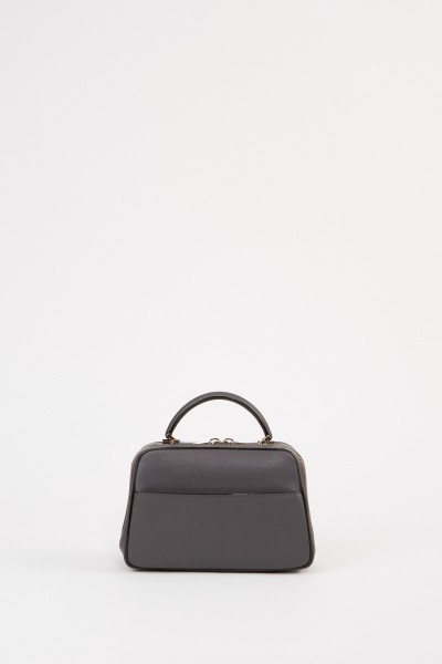 Valextra Tasche 'Serie S' Medium Grau