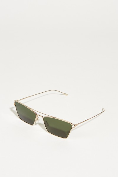 Sunglasses 'Evey' Gold/Green