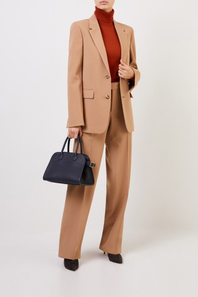 Bottega Veneta Classic wool trousers Camel