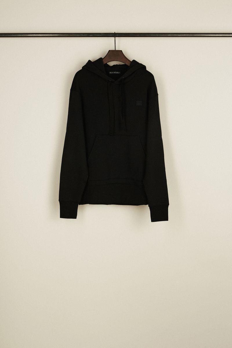 Sweatshirt 'Farris Face' Schwarz