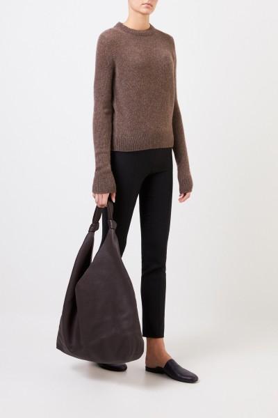 Cashmere-Pullover 'Muriel' Braun