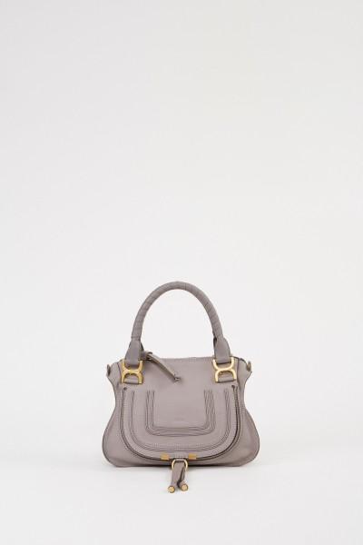 Chloé Handtasche 'Marcie Small' Cashmere Grey