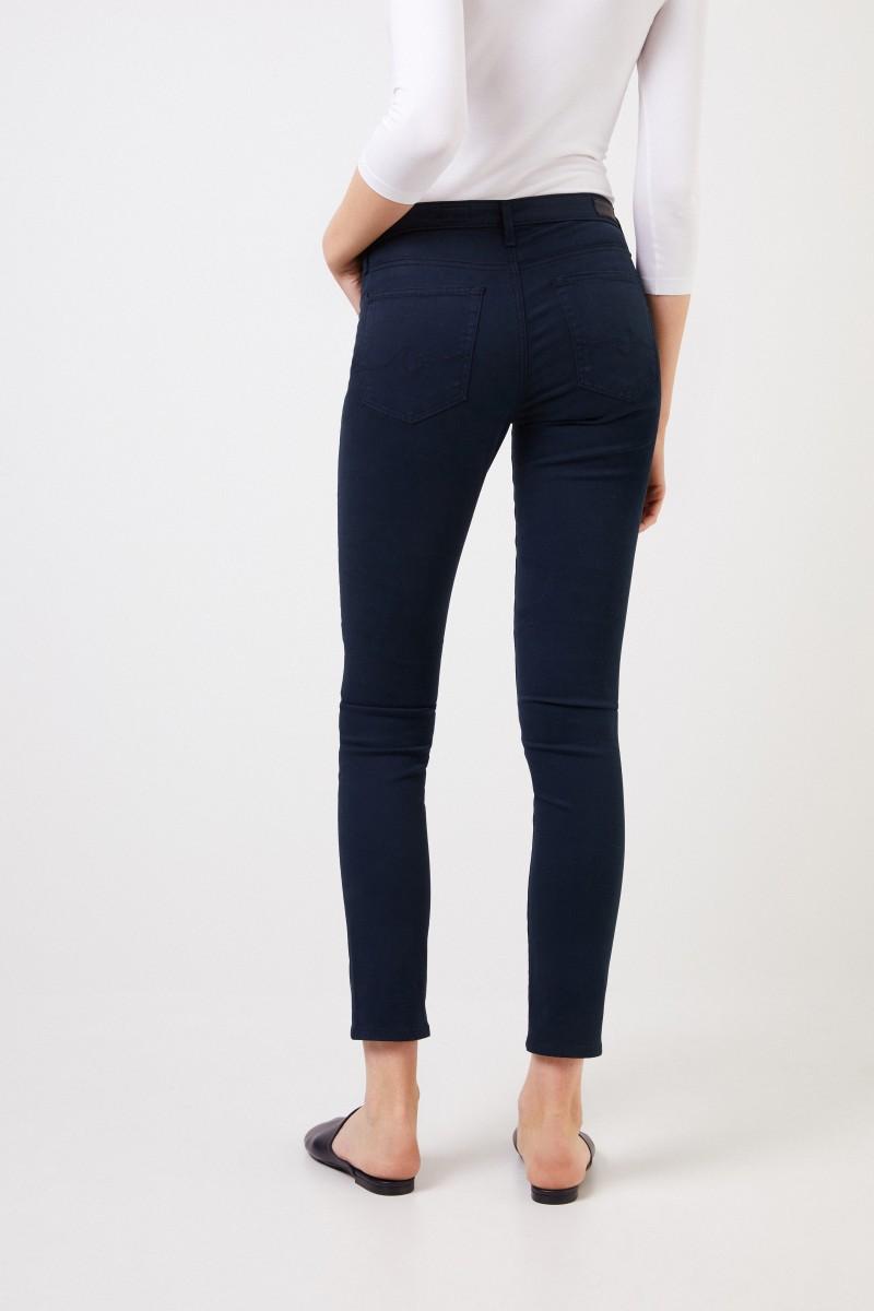 AG Jeans Skinny Jeans 'The Prima' Dunkelblau