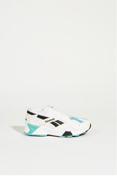 Sneaker 'Aztrek' Weiß/Mint