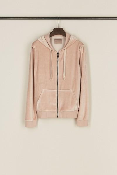 Sweatshirt mit Kapuze 'Vinni' Rosé