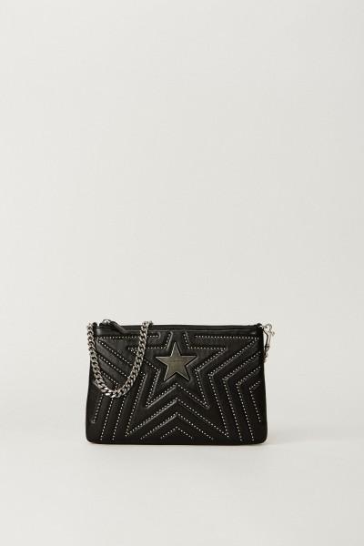 Kleine Tasche 'Stella Star' Schwarz