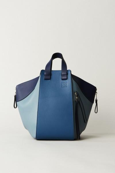 Shopper 'Hammock' Blau