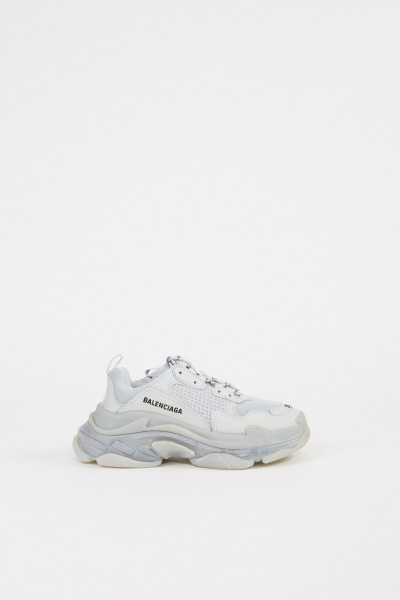 Sneaker 'Triple S' Grau
