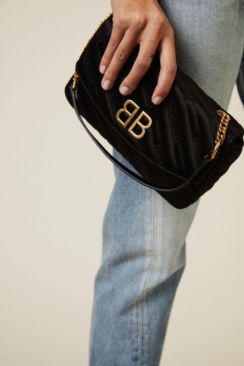 Umhängetasche 'BB Wallet' Schwarz