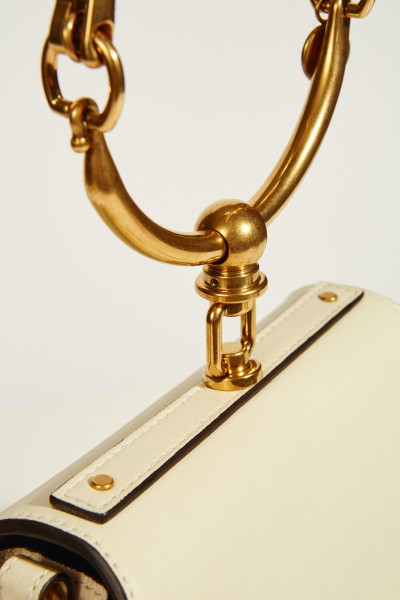 Chloé Shoulder Bag 'Nile Small' White