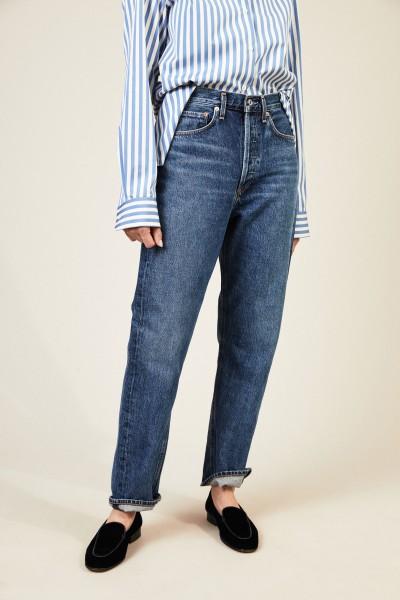 Jeans '90s fit' Blau