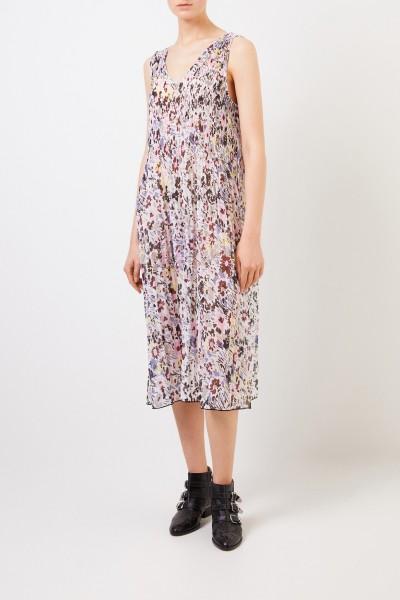 Pleated dress 'Pleated Georgette' Multi