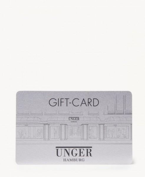 UNGER The Gift Card 150€ Unger