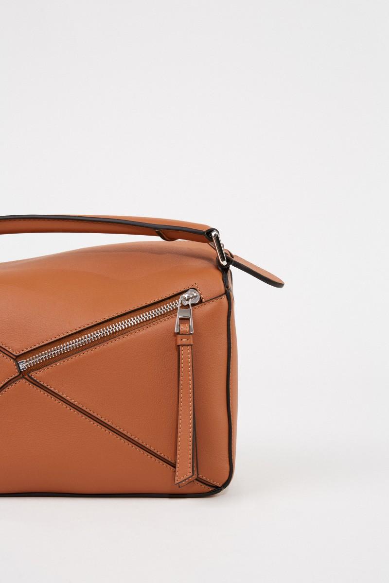 Loewe Tasche 'Puzzle Bag Small' Tan