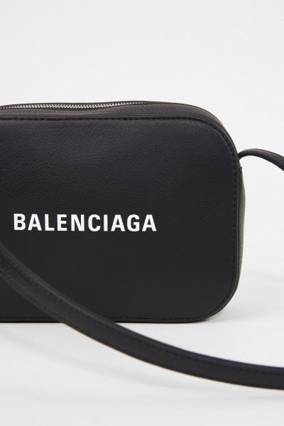 Balenciaga Umhängetasche 'Ville Camera Bag' Schwarz