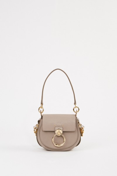 Shoulder bag 'Tess' Motty Grey