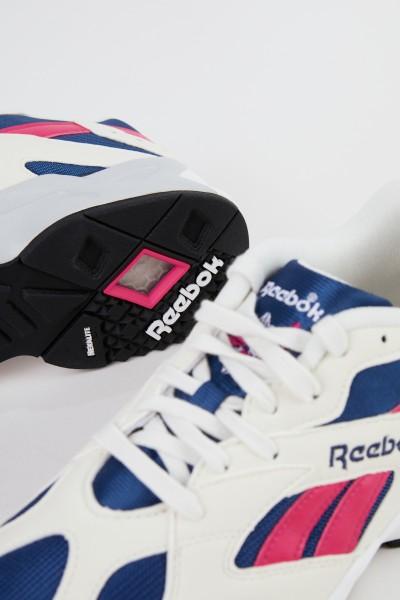 Reebok Sneaker 'Aztrek' Cream/Pink/Blue