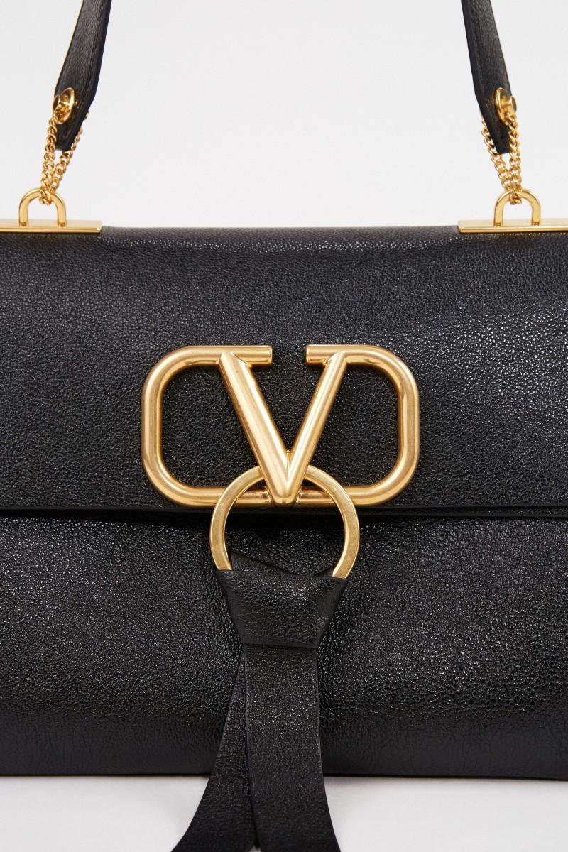 Valentino Tasche 'Vring' Schwarz
