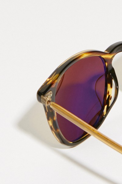 Oliver Peoples Sunglasses 'Heaton' Brown