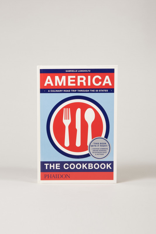 Buch 'America - a culinary road trip through the 50 states'