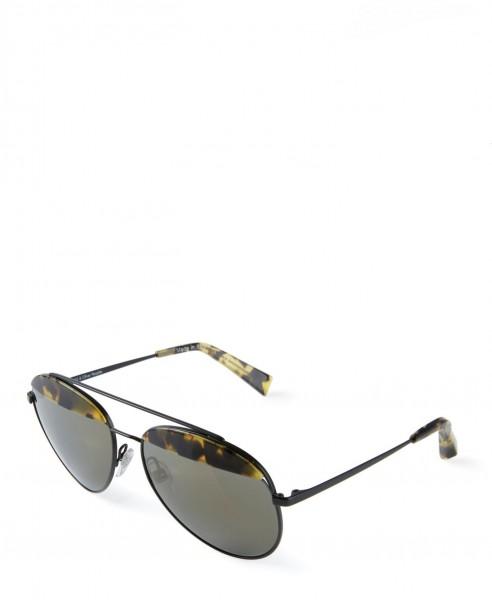 Sonnenbrille 'Paon' Schwarz
