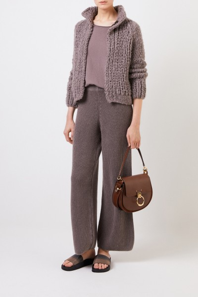 Cashmere-Pullover 'Cayo' Taupe