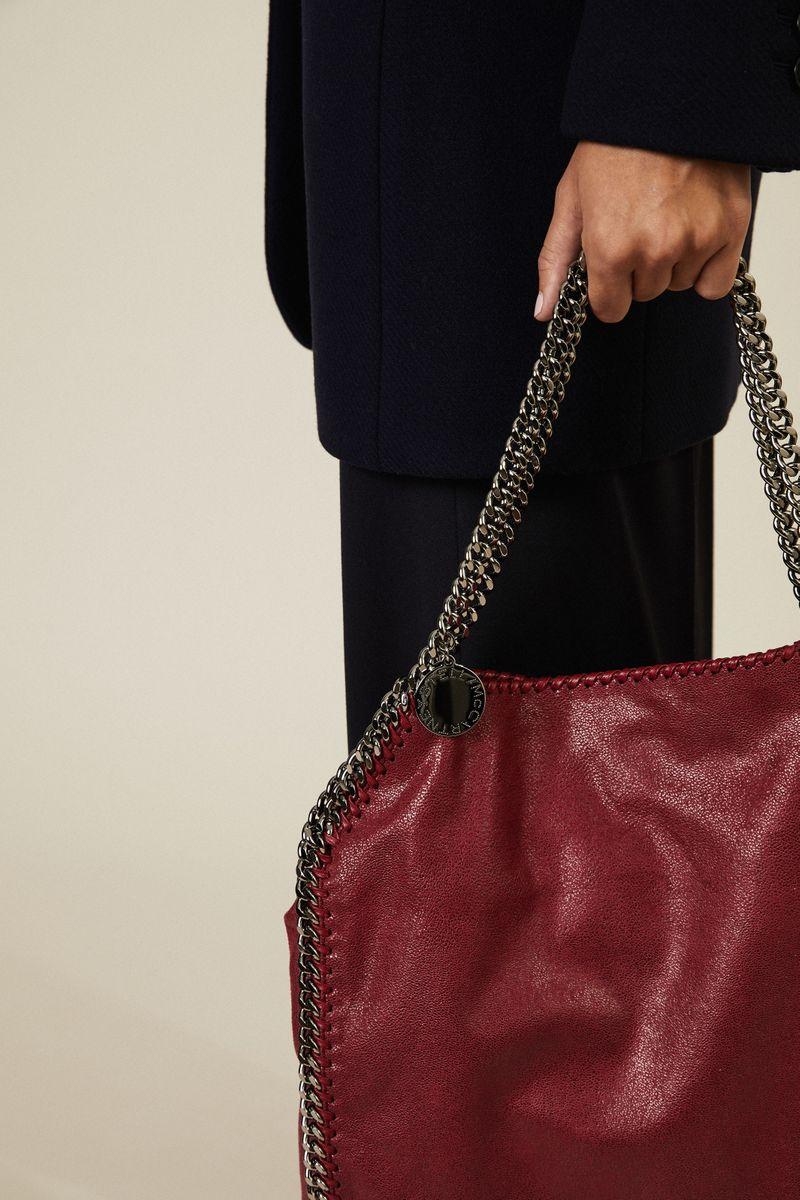 Shopper 'Falabella 2 Chain' Rot