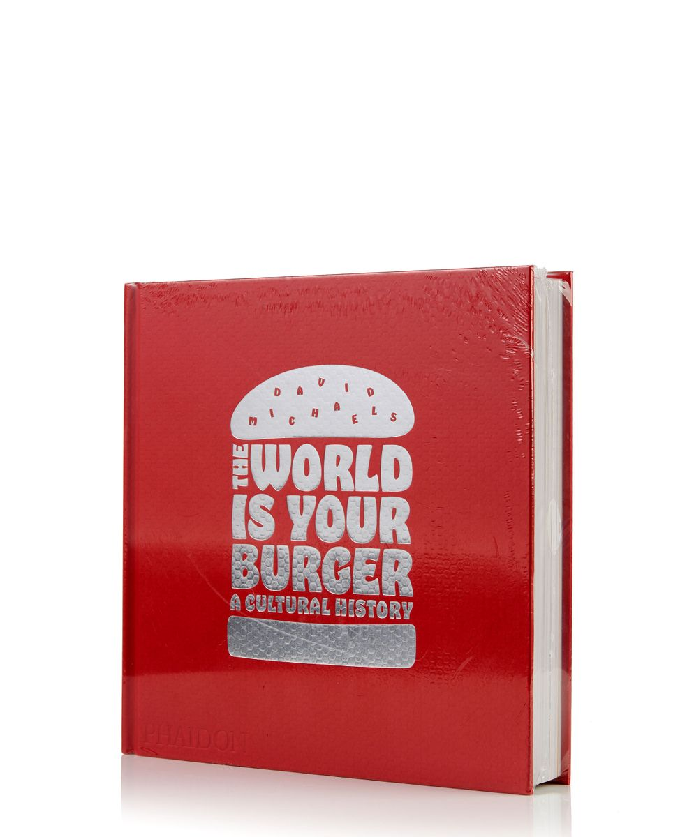 Buch 'The World is your Burger'