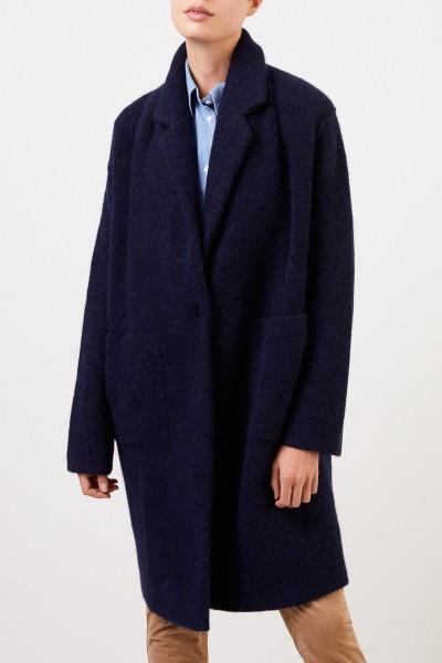 Vince Long wool cardigan Navy Blue