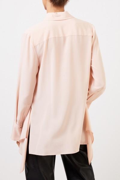 Stella McCartney Classic Silk Blouse Rosé