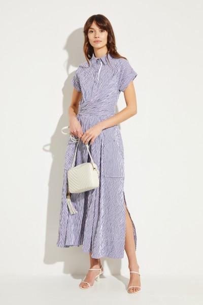 Striped shirt dress 'Sorrentina3' Blue/White