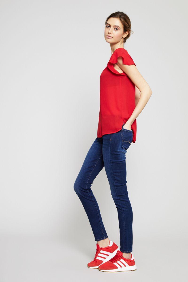 Jeans 'The Skinny' Mittelblau