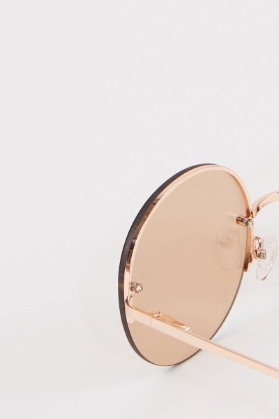 Le Specs Sonnenbrille 'Say my Name' Rosé