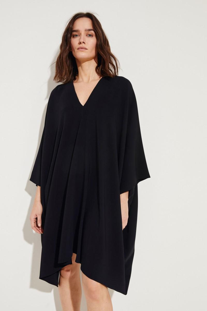 Oversize Kleid 'Iona' Schwarz